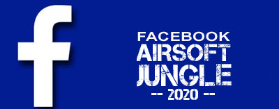 Join Airsoft Jungle on Facebook